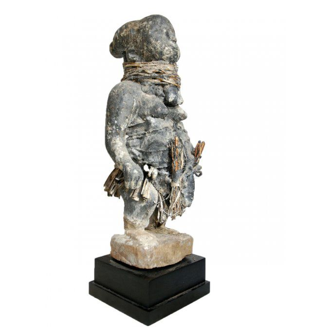Vodou Ewe du Togo collection Aguirregabiria statue bochio Vaudou