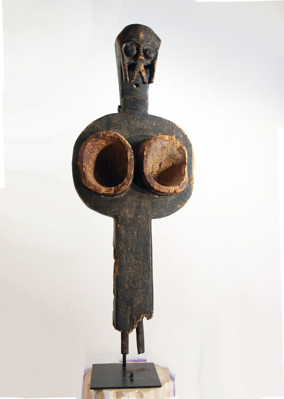 Forge Kwele RdC ancienne collection J.L Bernard